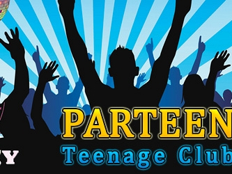 Parteen Teenage Club i diskoteka igraonica